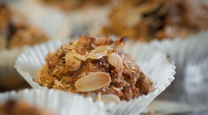 Muffin Carote e Mandorle | Maria Teresa Nivuori | Biologa Nutrizionista a Torino
