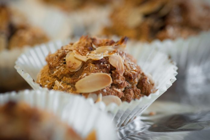 Muffin Carote e Mandorle   Maria Teresa Nivuori   Biologa Nutrizionista a Torino
