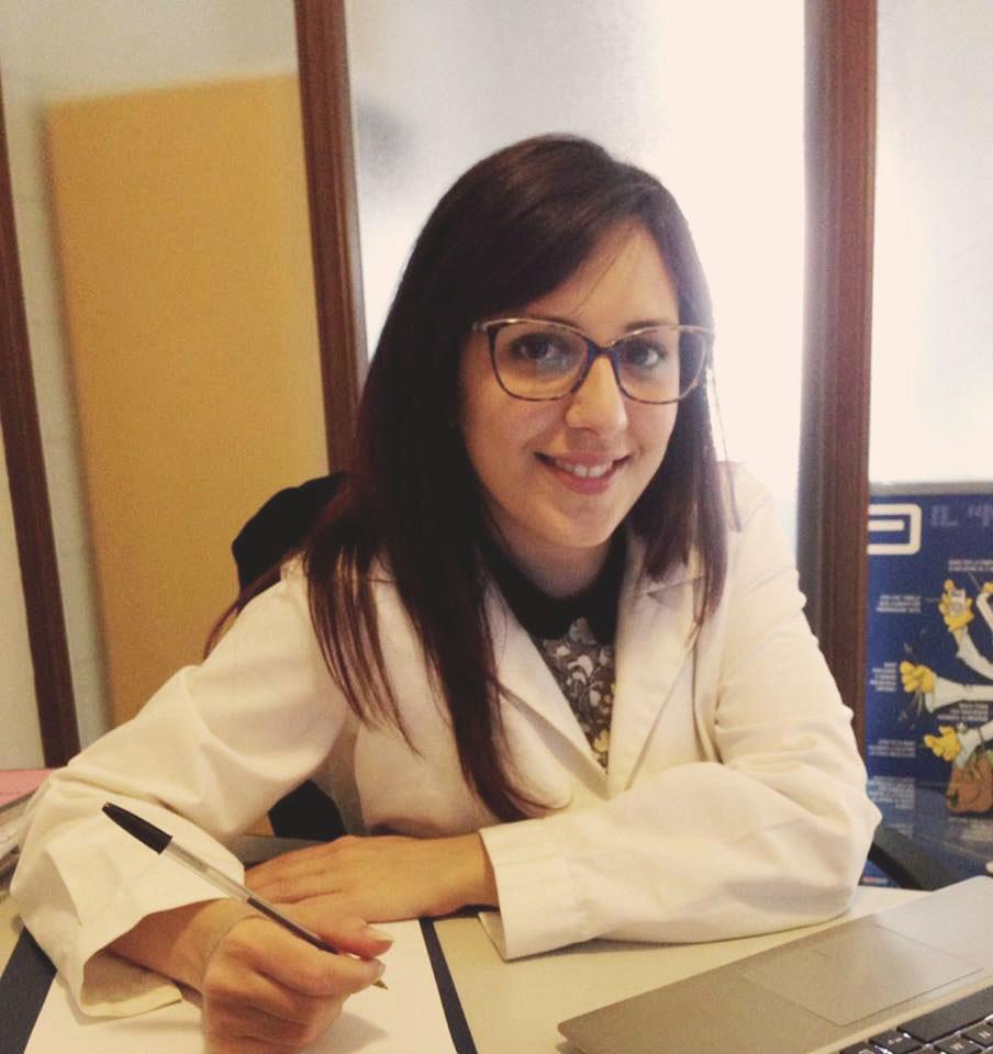 Dott.ssa Maria Teresa Nivuori