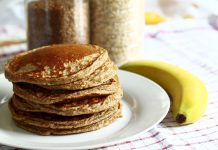Pancakes di banana. | Maria Teresa Nivuori | Biologa Nutrizionista a Torino